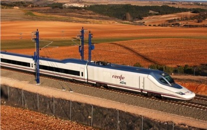 Spain to make its rail network interoperable with over €72 million in EU co-financing