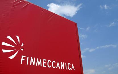 Finmeccanica: new reorganization at the top