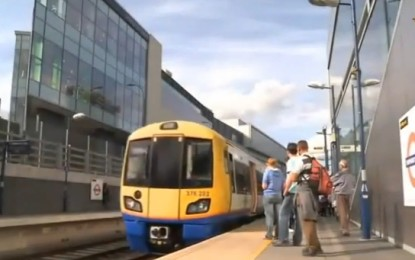 The history of Overground in UK