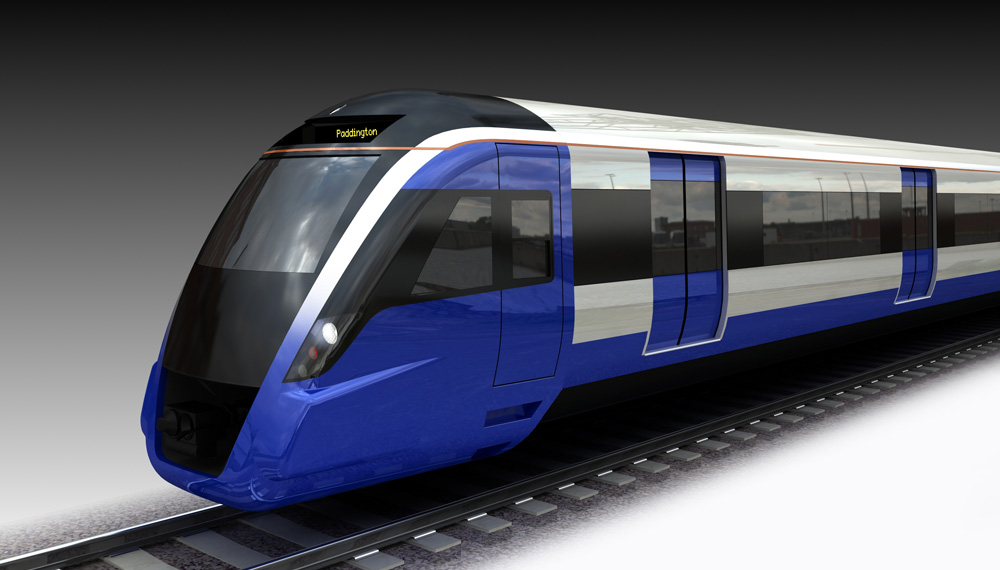 London Crossrail project won by Bombardier for 1bln