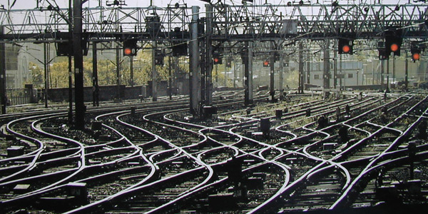 British Rail Network signalling: from signal boxes to Integrated Electronic Control Centre