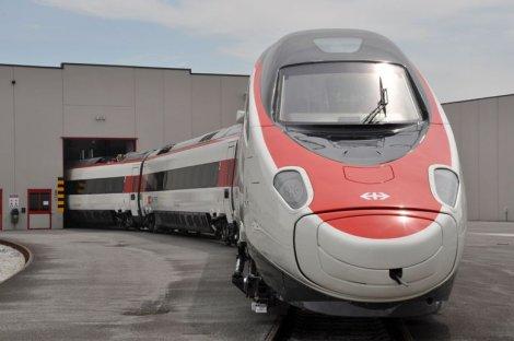 New Alstom's Pendolino: The Italian Job