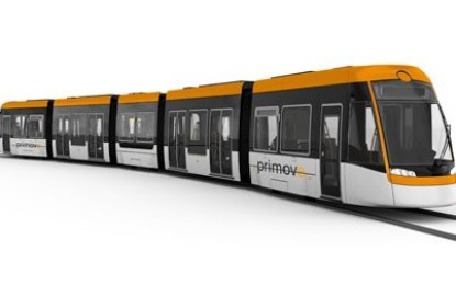 Bombardier PRIMOVE: wireless urban mobility