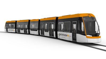 Bombardier PRIMOVE: wireless urban mobility