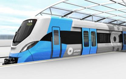 The largest project in Alstom's history: Alstom X'Trapolis Mega