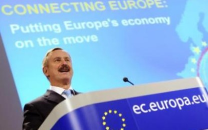 European Railway Awards to be announced during the next congress in London