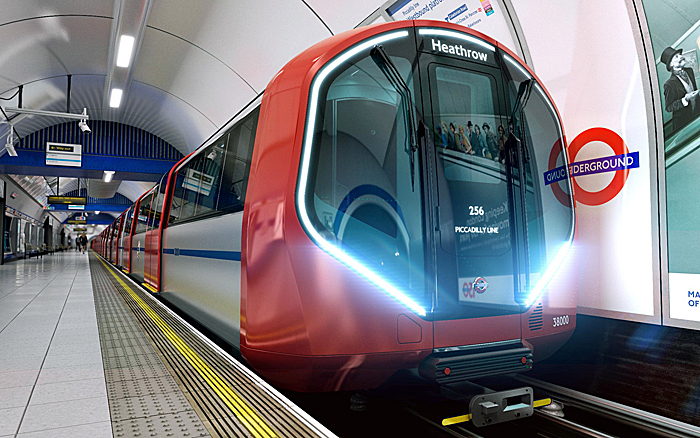 New Tube For London Due To Start In 2022