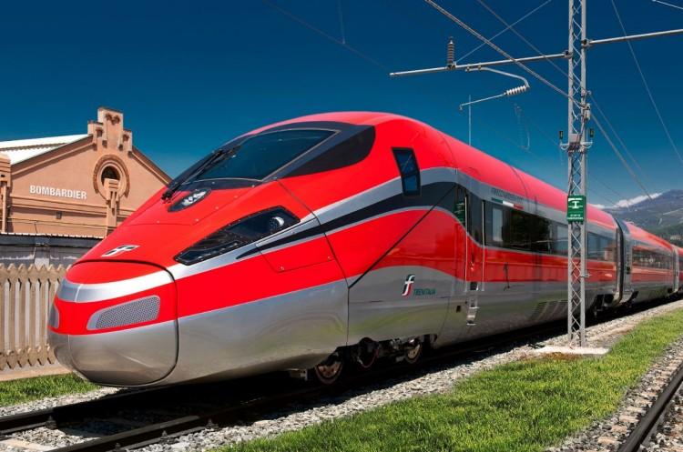 Bombardier Wins Maintenance Contract With Trenitalia for Frecciarossa 1000 Trains