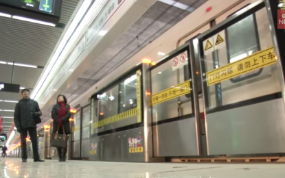 Shanghai Metro: the longest underground in the world