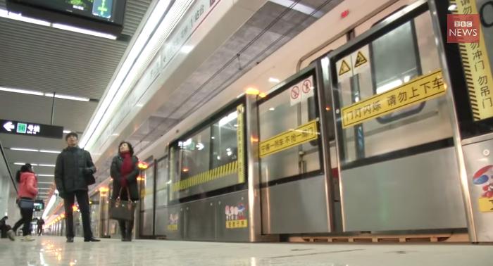 Shanghai Metro: the longest underground in the world