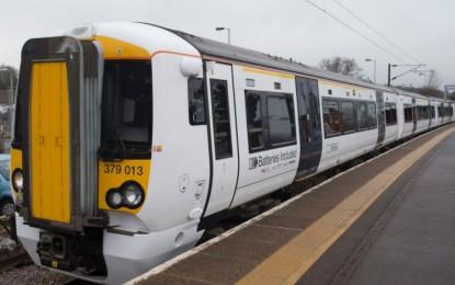 Bombardier Celebrates Innovative Battery Powered Train