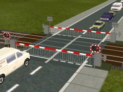 SafeRail: level crossing study