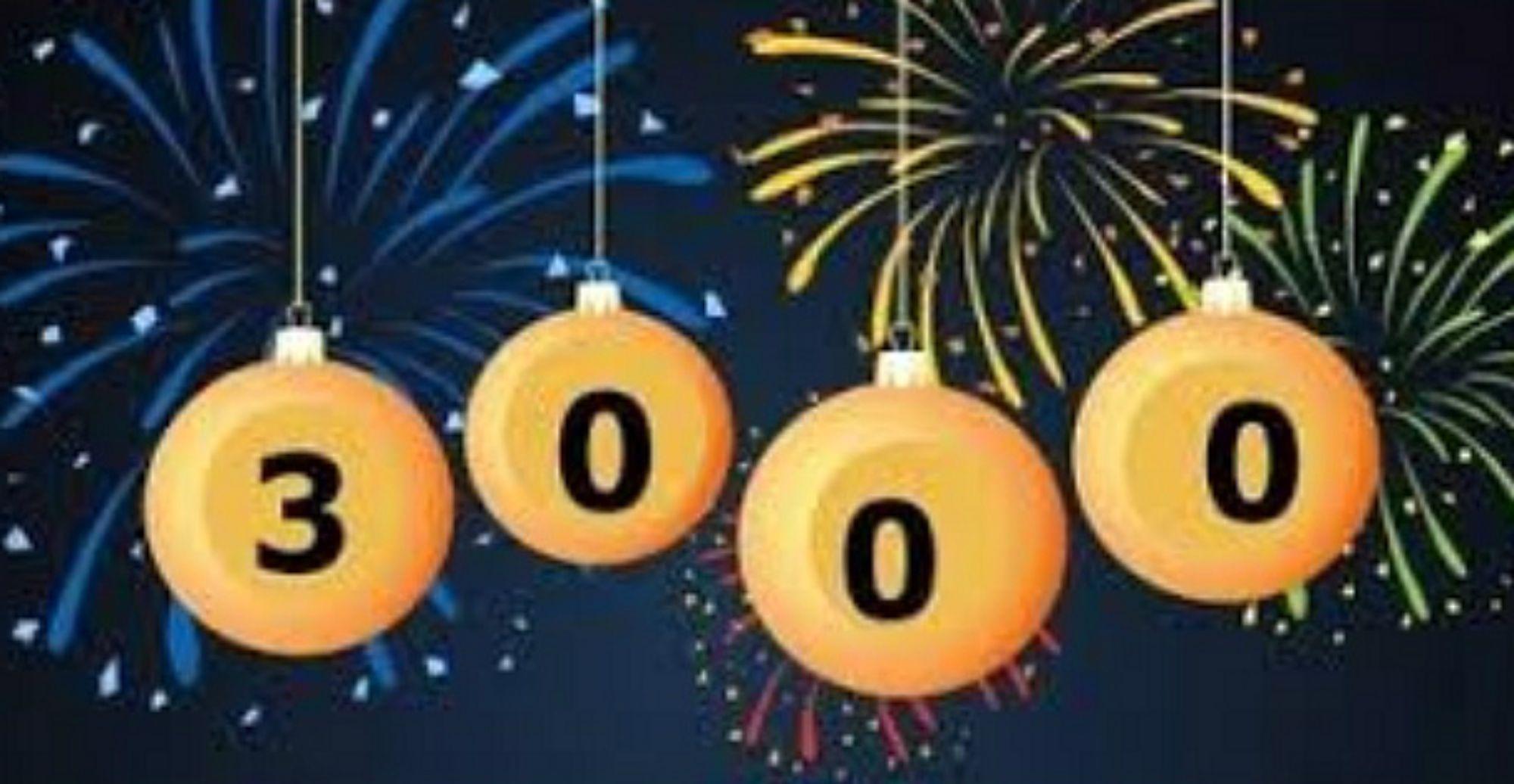 A railway community of 3000 members!