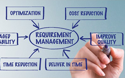 Requirements Management for the development of Safety Critical Systems