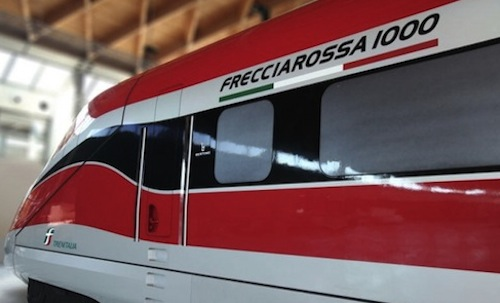 Frecciarossa 1000: not only speed!