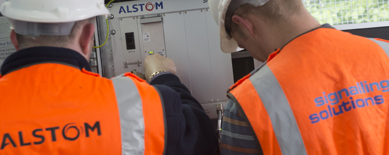 ALSTOM acquires Signalling Solution. What are the consequences for the UK railway market?