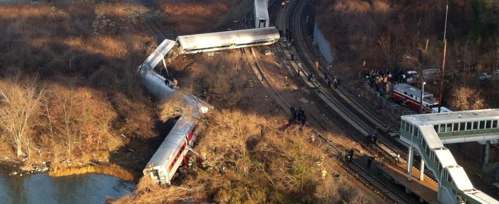 Train derailment