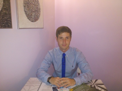 Victor Martin: technical writing and social networking