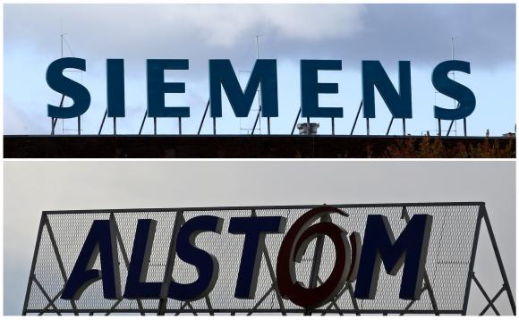 Alstom & Siemens