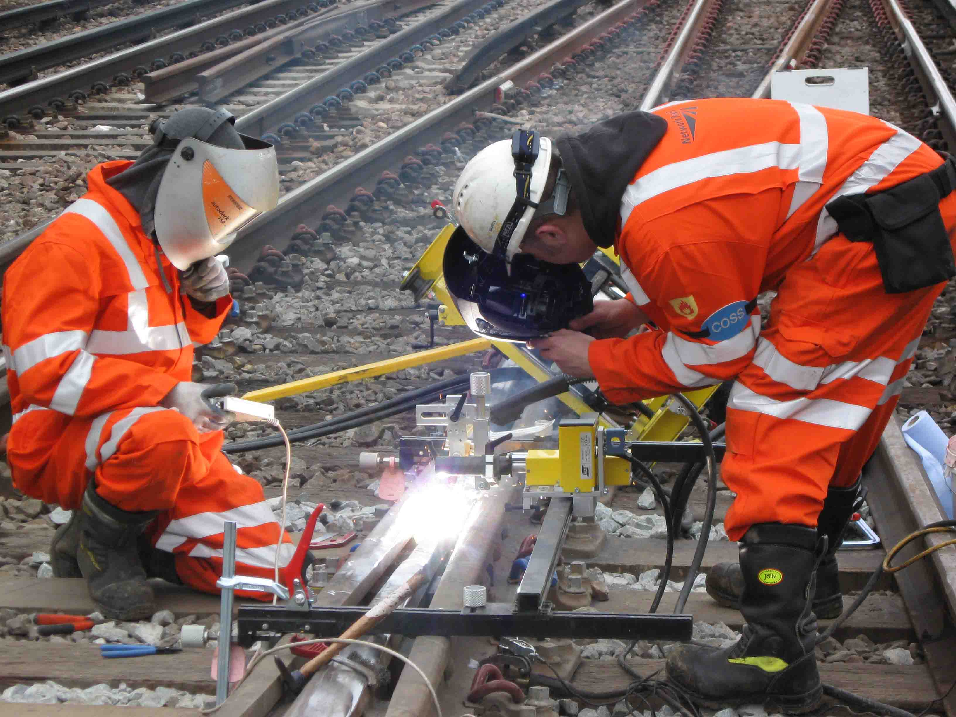 Rail Management: Production, Track Inspection and Maintenance