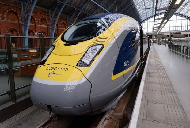 London-Paris Super Train