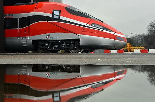 Hitachi Buys Finmeccanica Rail Asset